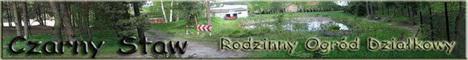 Czarny Staw - oficjalna strona Zarz�du ROD